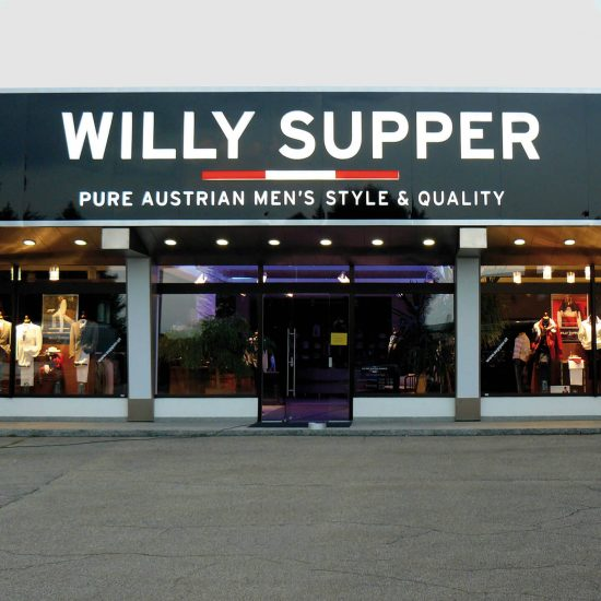 Willy Supper Leuchtsystem